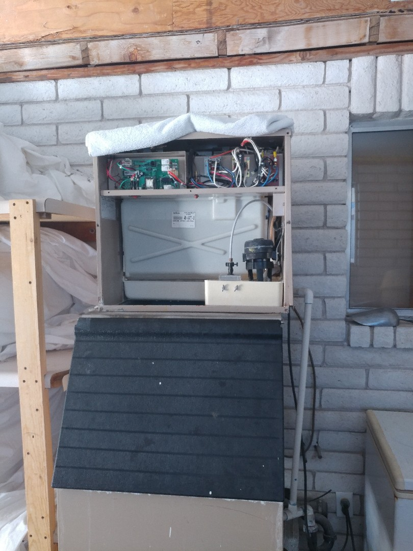 Beaver, UT - Manitowoc ice machine repair beaver ut