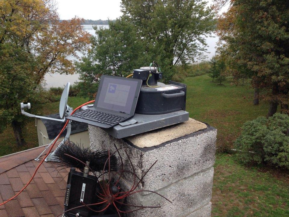 Oak Grove, MN - Chimney sweep & SmartScan