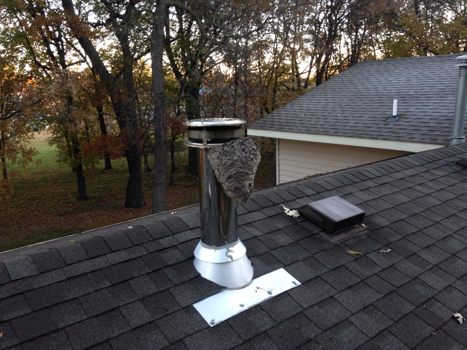 Cedar, MN - Chimney clean and inspection