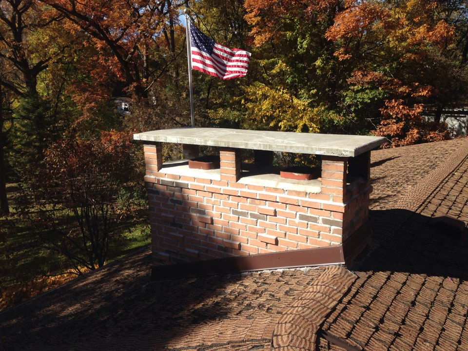 White Bear Lake, MN - Double chimney cleans and inspections