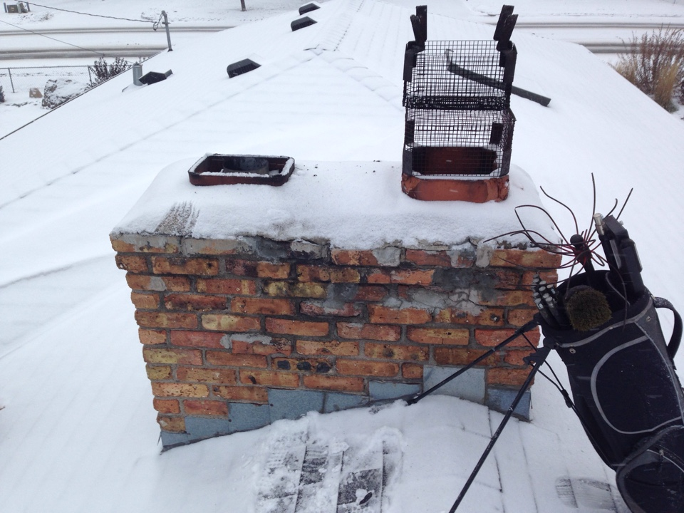 White Bear Lake, MN - Performed Chimney Sweep & SmartScan