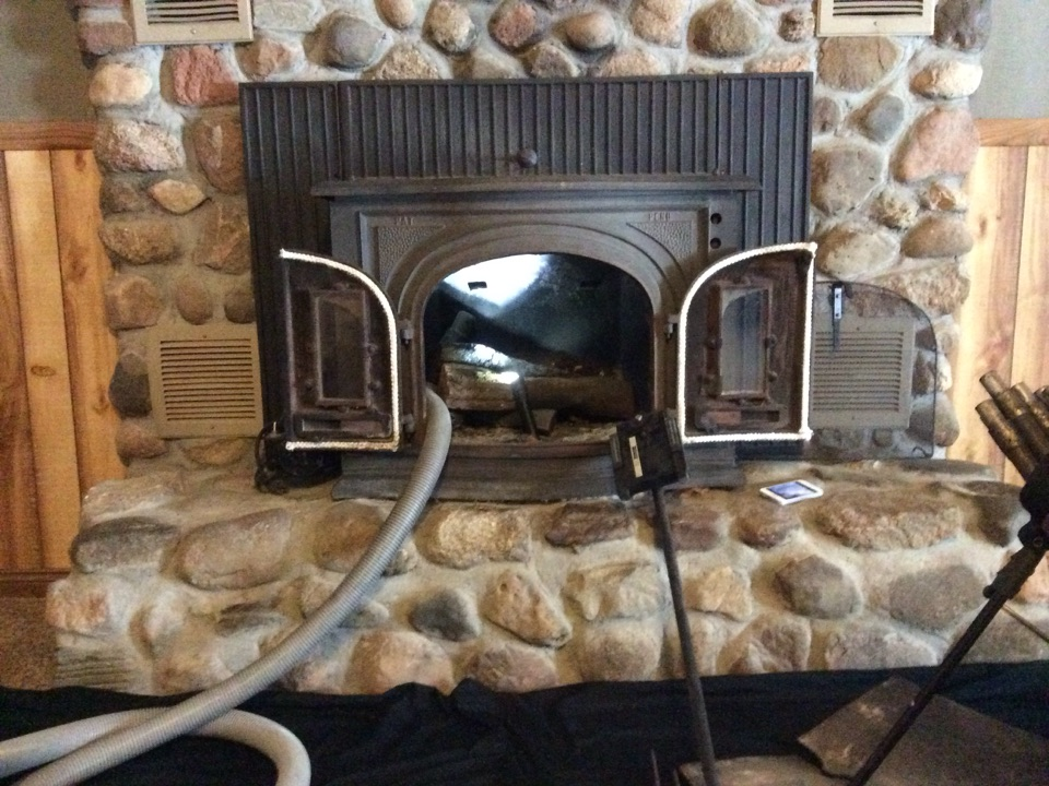 Hugo Chimney Sweeping Fireplace Installation Repair