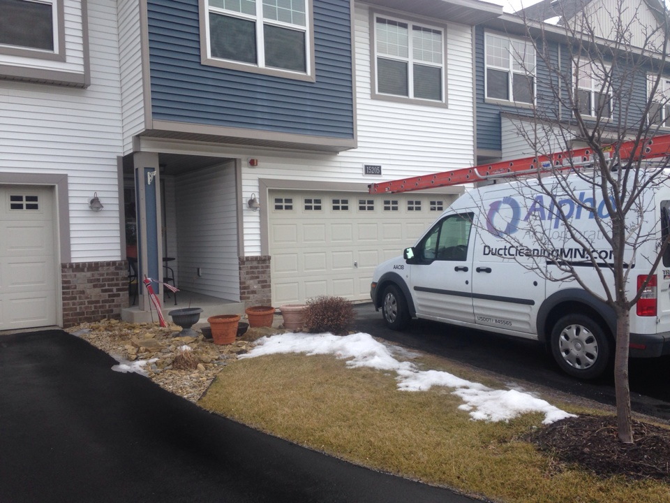 Savage, MN - Dryer vent cleaning