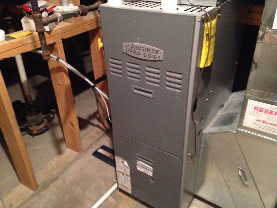 Rogers, MN - Furnace and duct cleaning