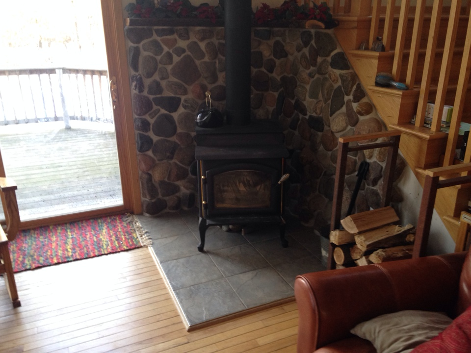 Oak Grove, MN - Performed a Chimney sweep and SmartScan.