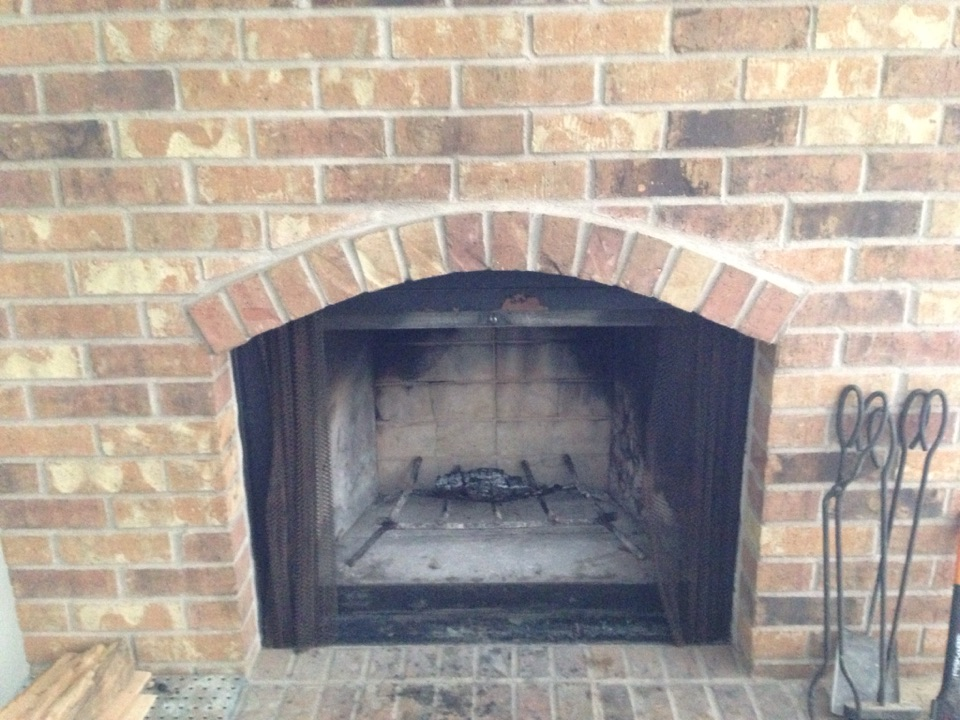 refractory panels for fireplace images