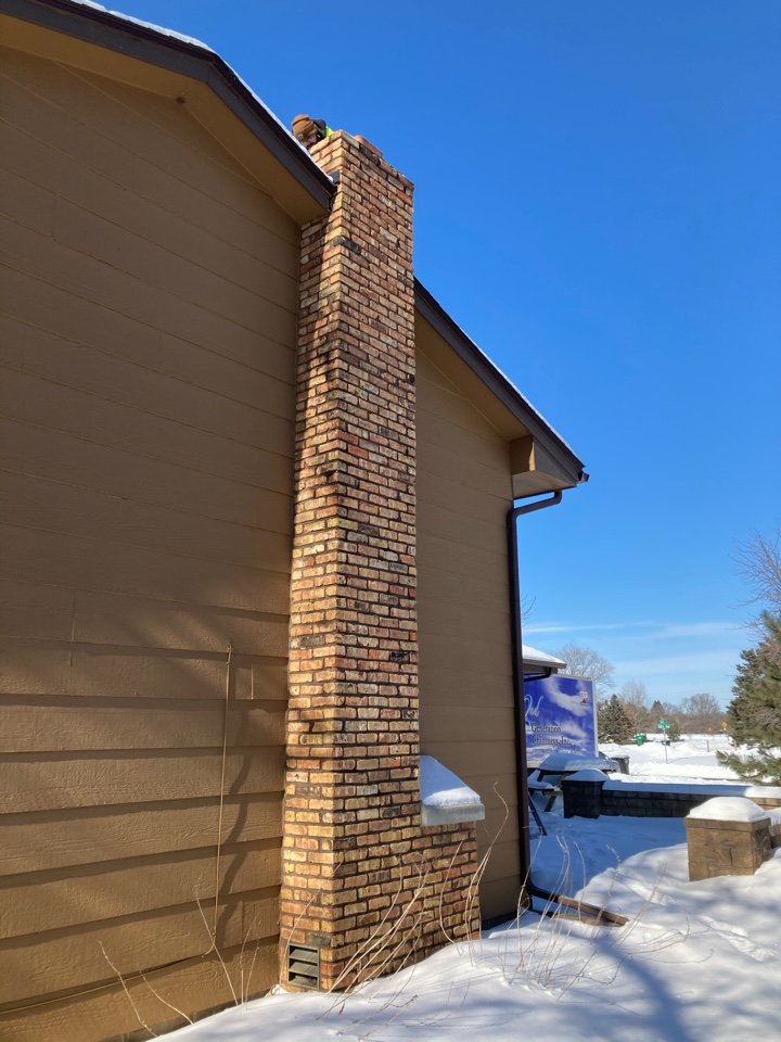 Ramsey, MN - Chimney clean and smart scan inspection