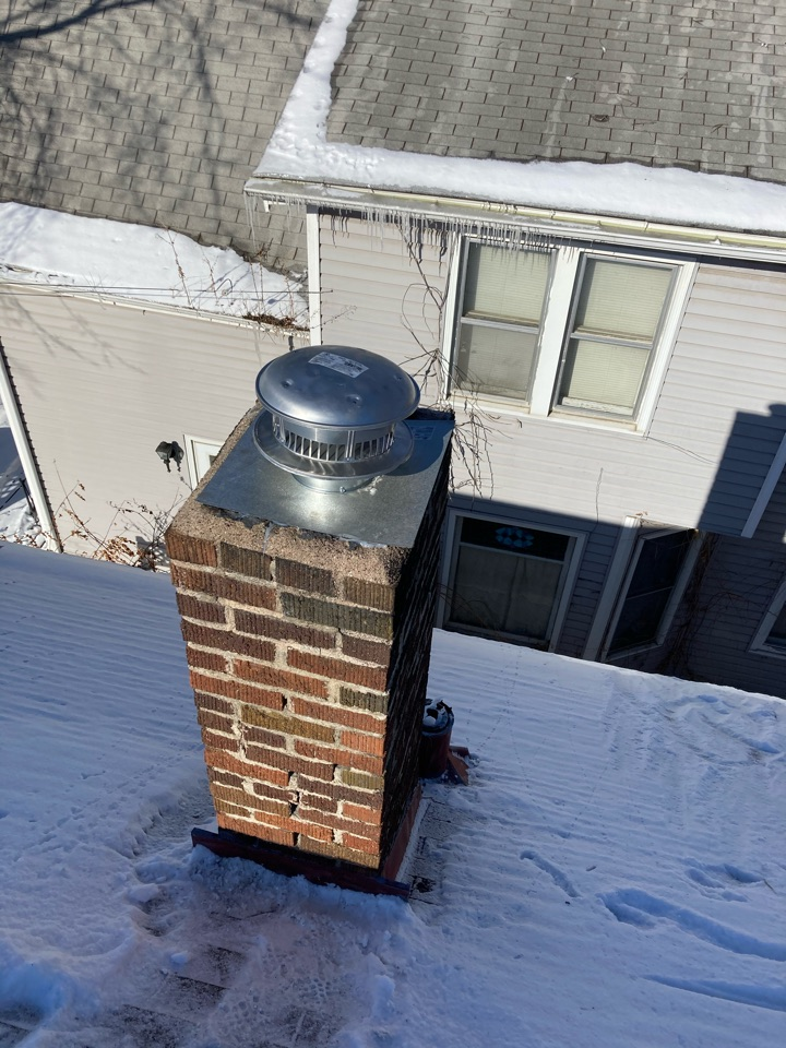 Minneapolis, MN - Install 6 inch liner