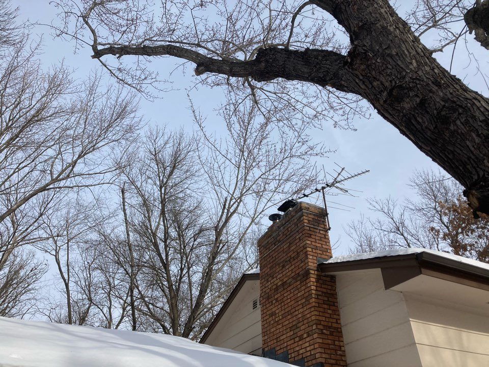 Andover, MN - Double chimney clean and smart scan flue liner inspection
