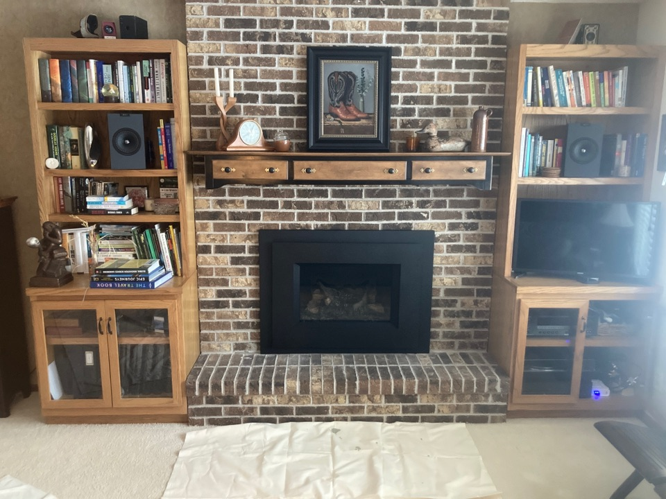 Plymouth, MN - New gas insert install