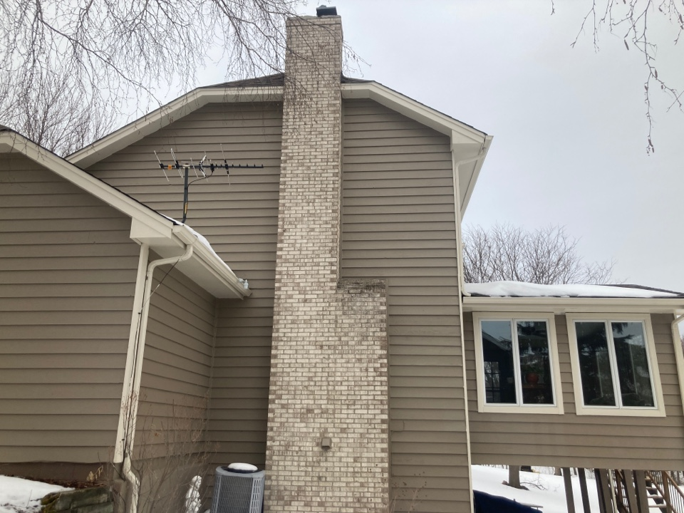 Chanhassen, MN - Chimney cleaning and smartscan flue liner inspection - proposal for reline and insert options