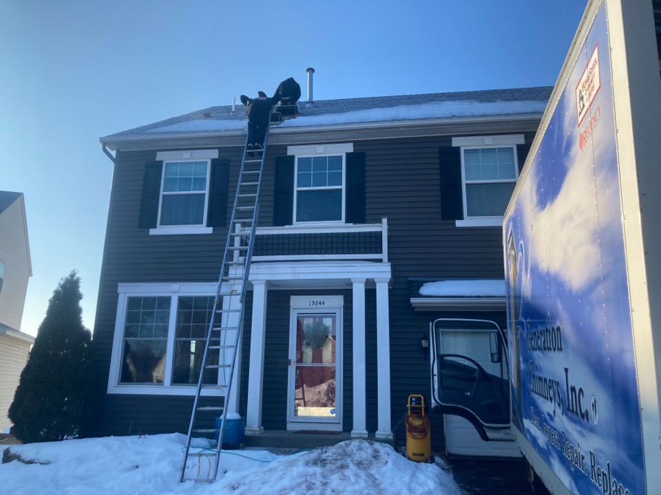 Apple Valley, MN - Annual dryer vent cleaning