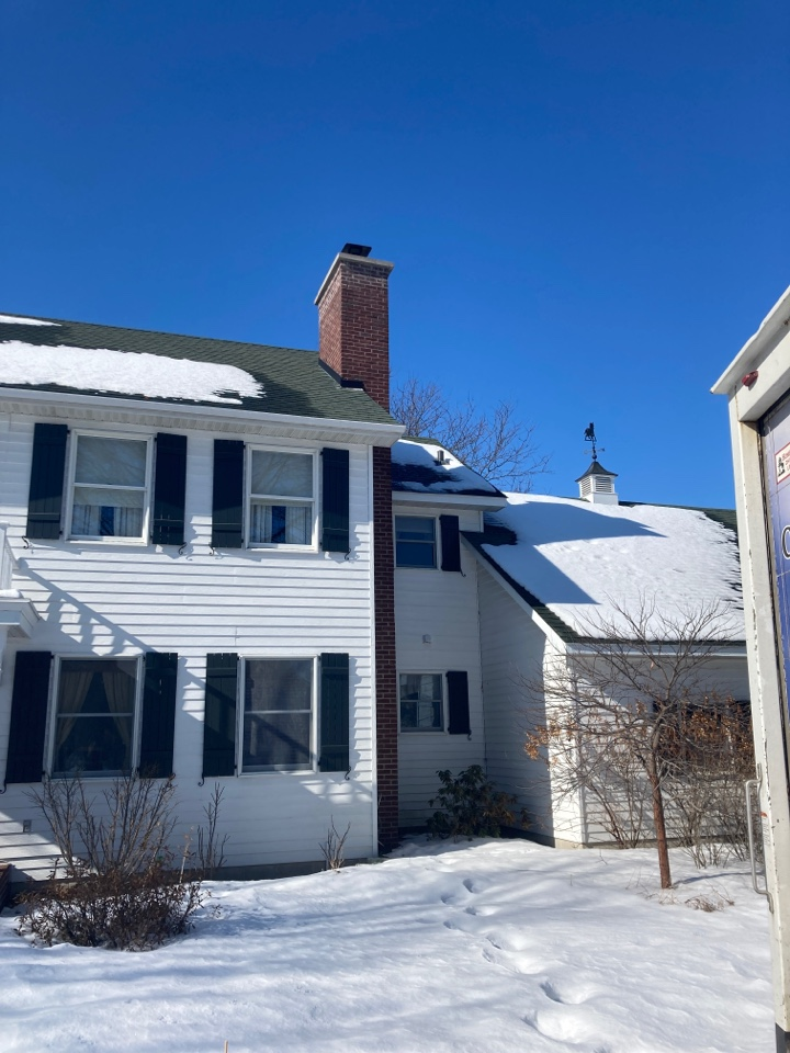 White Bear Lake, MN - Chimney clean and smart scan flue liner inspection