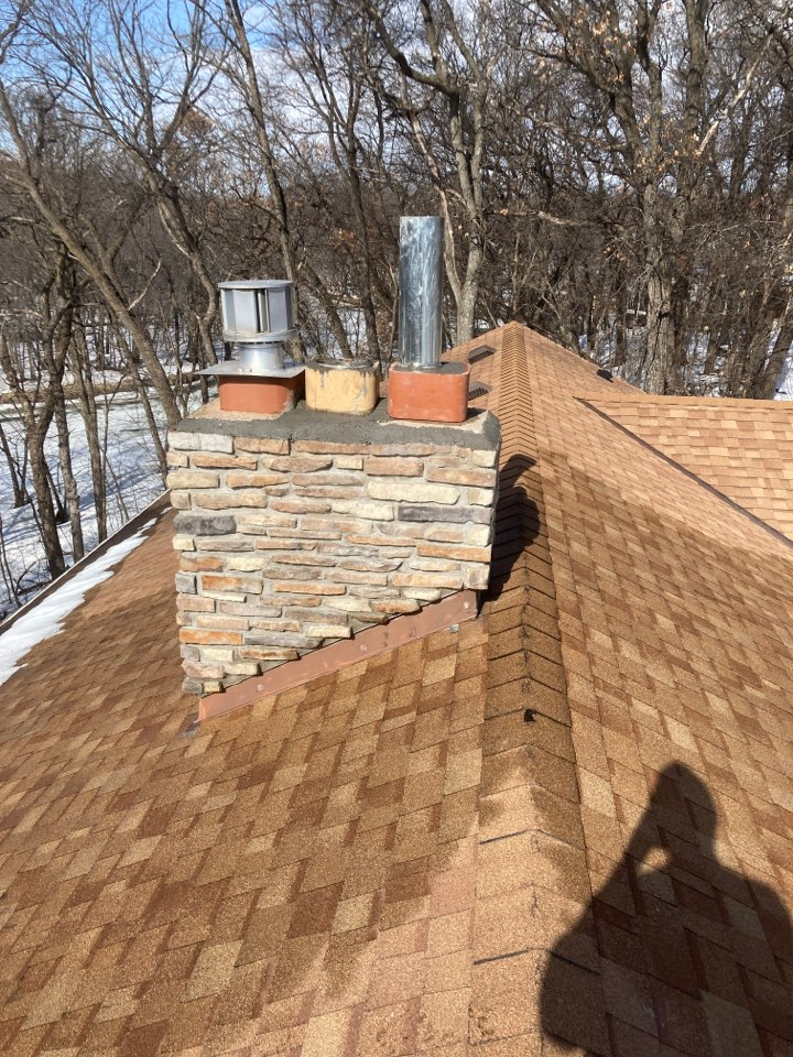 Cambridge, MN - Install 9 inch liner