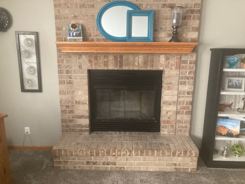 White Bear Lake, MN - Chimney cleaning and smartscan flue liner inspection- booked for new refractory panels