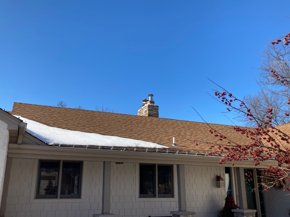 Cambridge, MN - Installed new ss liner