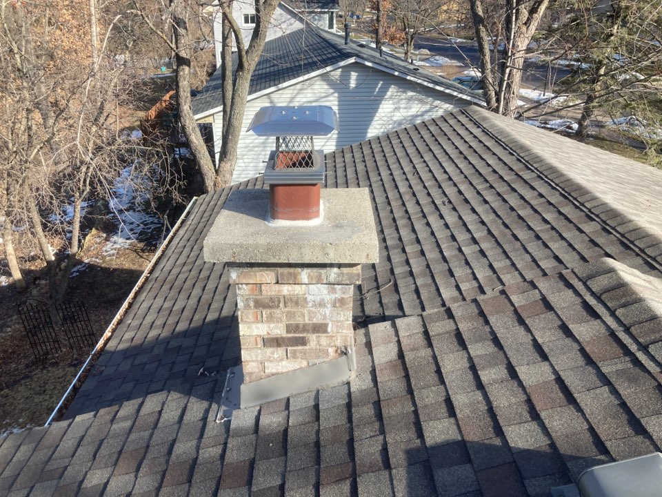 Stillwater, MN - Booked for crown and flashing repair