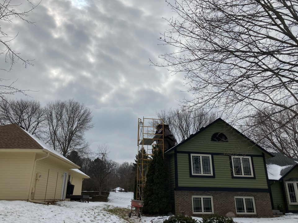 Eden Prairie, MN - Chimney repair