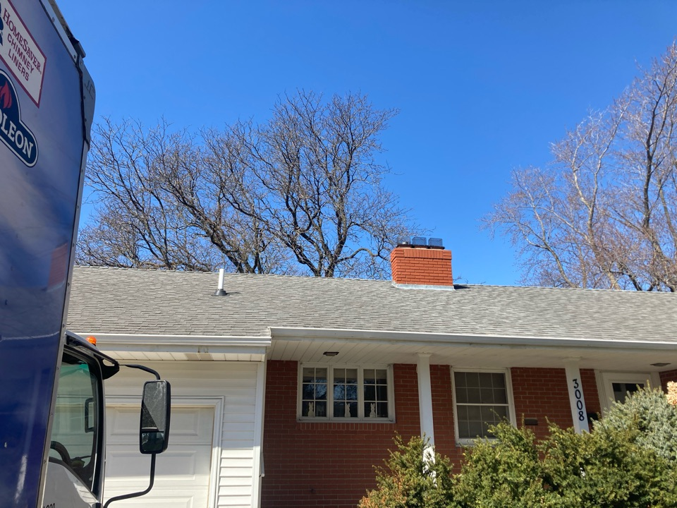 Minneapolis, MN - Double chimney clean and smart scan flue liner inspection
