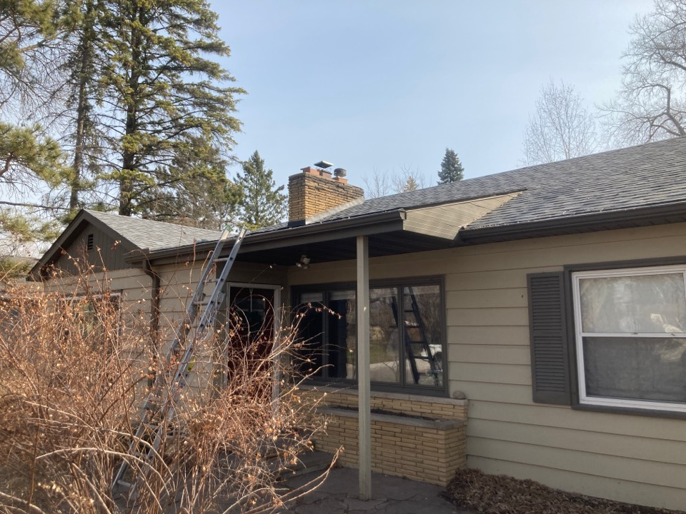 Forest Lake, MN - Double smartscan flue liner inspection - proposals for repairs