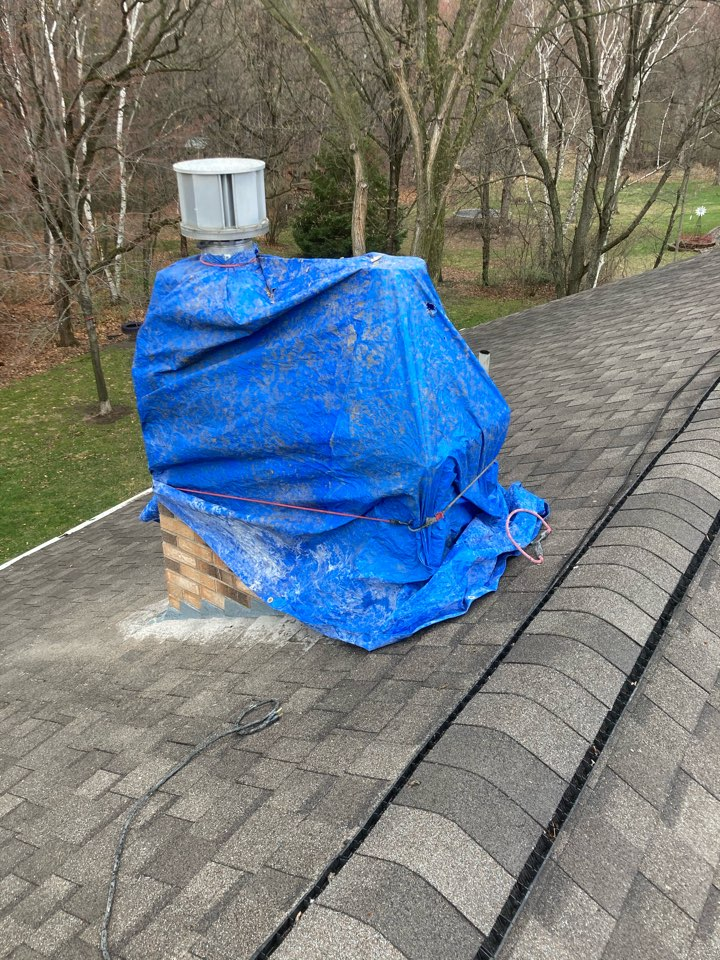 East Bethel, MN - Install 10 inch liner