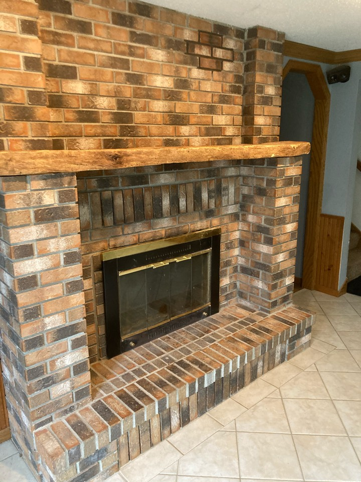 East Bethel, MN - Chamber tech and brickwork