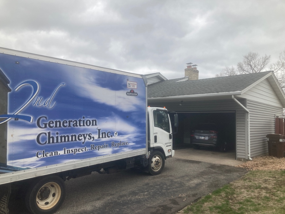 Cottage Grove, MN - Booked for repairs