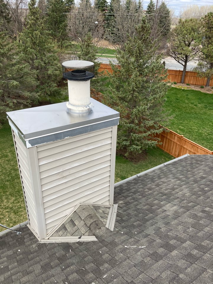 Eagan, MN - Install chase top