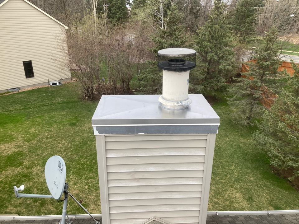 Eagan, MN - Installed new chase top cover