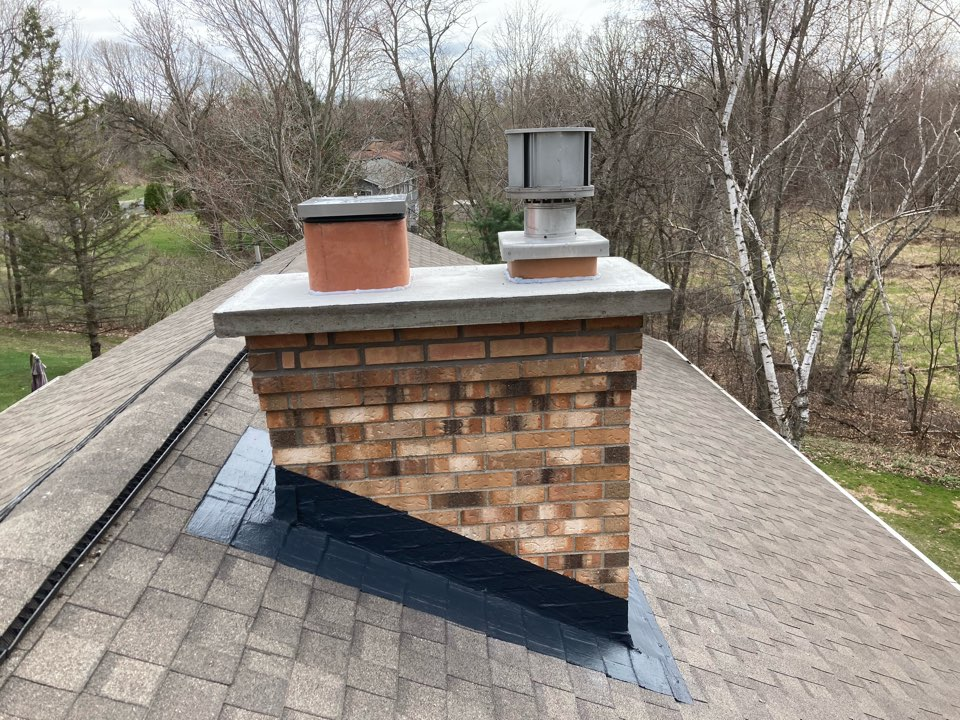 East Bethel, MN - Flashing repair