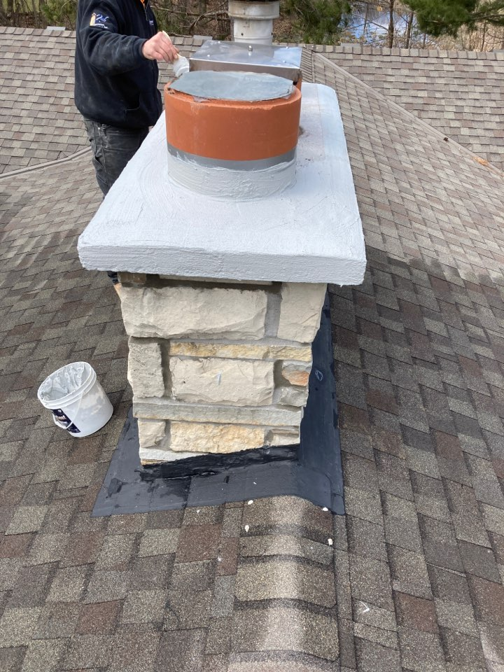 Lindstrom, MN - Chimney clean and smart scan flue liner inspection