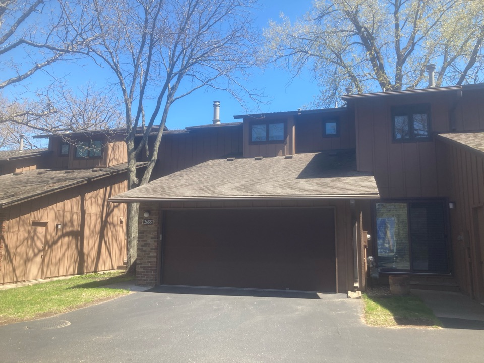 White Bear Lake, MN - Chimney cleaning and smartscan flue liner inspection - proposal for new refractory panels