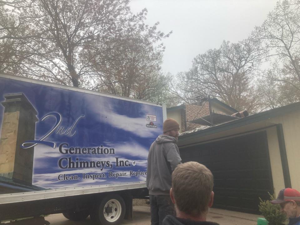 Ham Lake, MN - Roofline rebuild