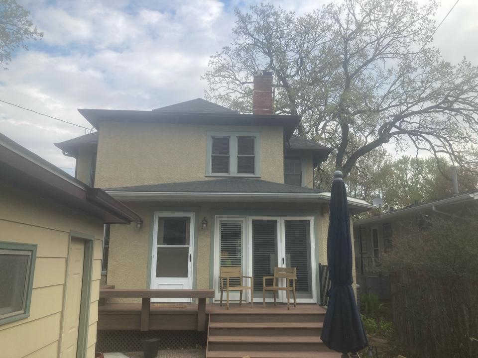 Minneapolis, MN - Booked for me reline- roofline rebuild