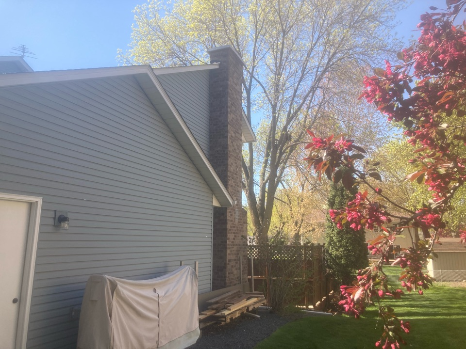 Woodbury, MN - Annual chimney cleaning and smartscan flue liner inspection