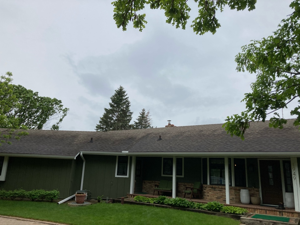 Mendota Heights, MN - Double chimney clean and smart scan flue liner inspection