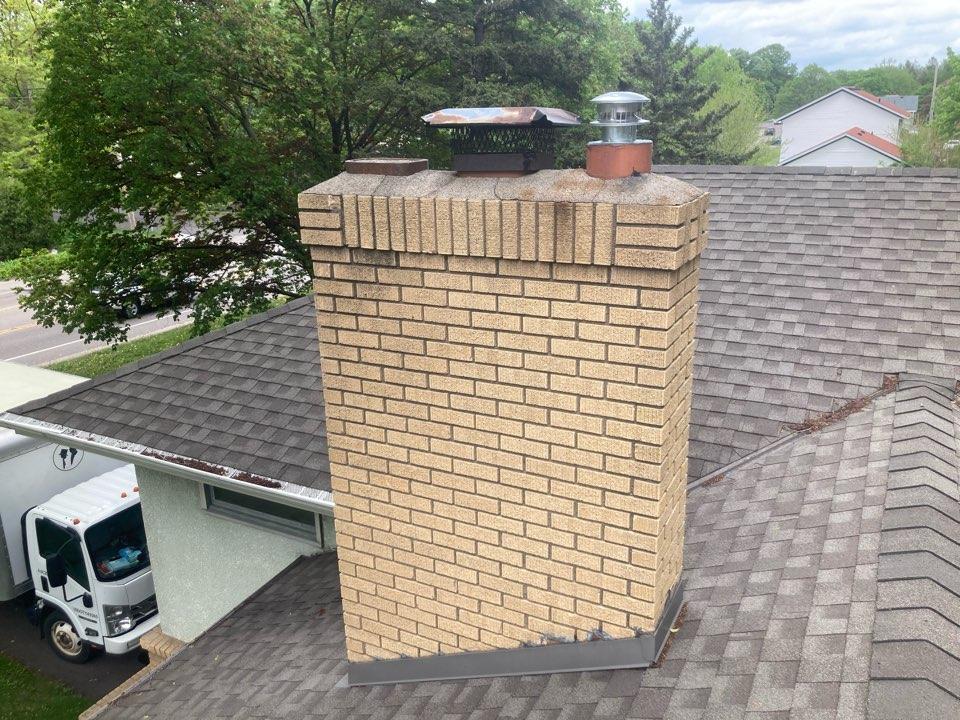 Roseville, MN - Proposal for brick work