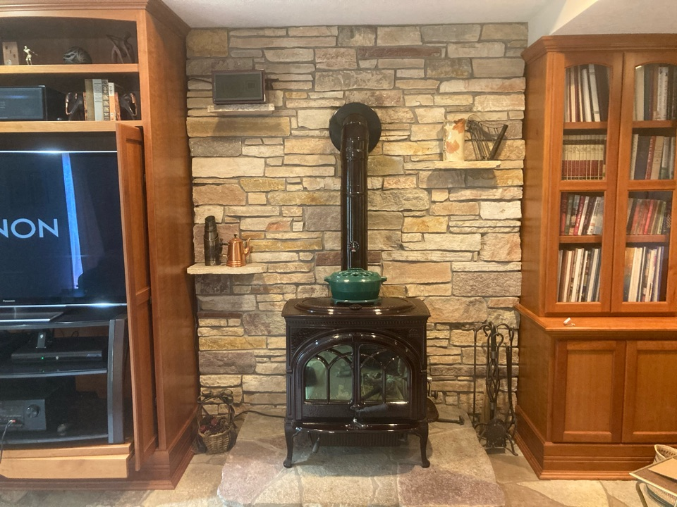 Lake Elmo, MN - Annual chimney cleaning and smartscan flue liner inspection -