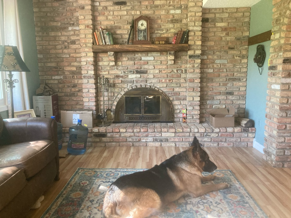 Ramsey, MN - Chimney cleaning and smartscan flue liner inspection- proposal for a new liner and brick work