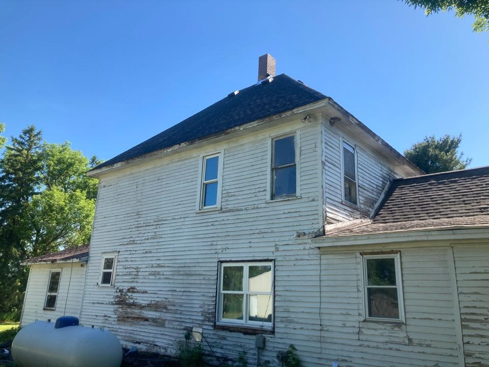 Isanti, MN - Proposal for roofline rebuild