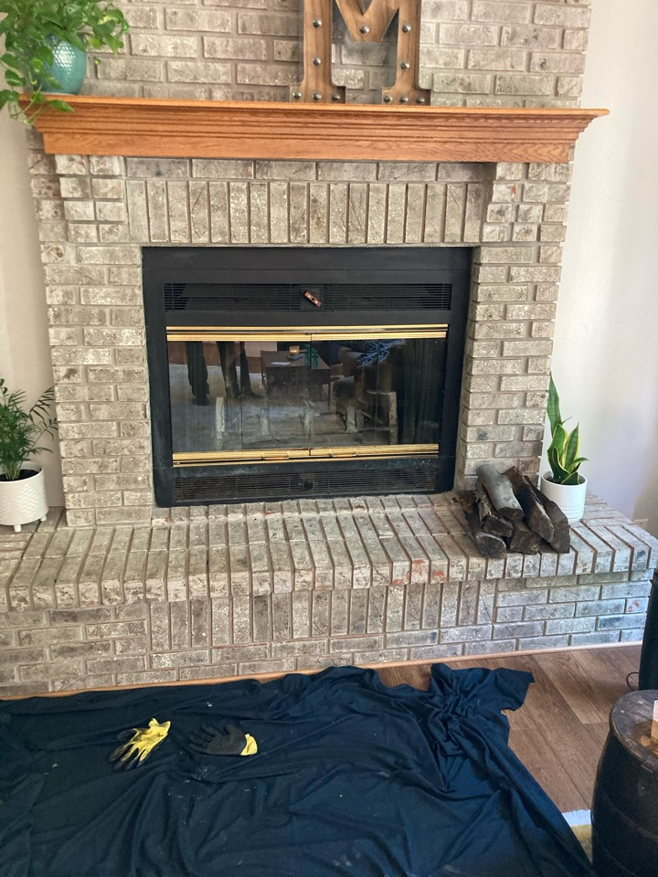 Lake Elmo, MN - Chimney clean and smart scan flue liner inspection. Animal removal