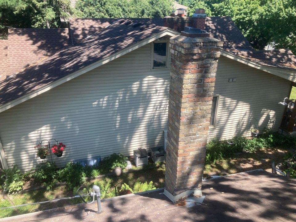 Shoreview, MN - Proposal for roofline rebuild