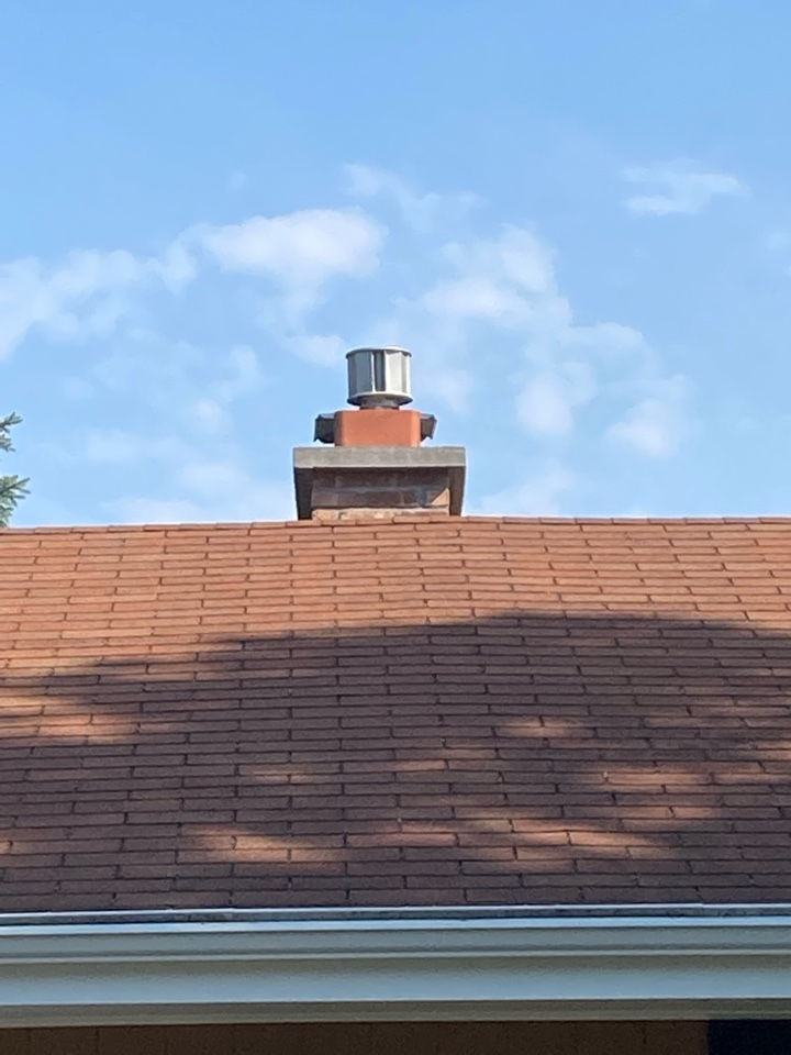 Eden Prairie, MN - Double chimney clean and smart scan flue liner inspection