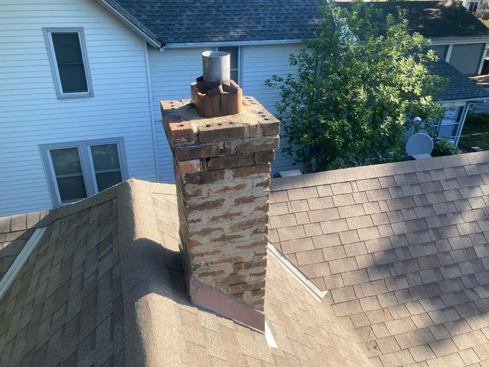 South Saint Paul, MN - Proposal for roofline rebuild