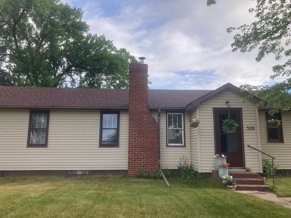 Cambridge, MN - Annual chimney cleaning and smartscan flue liner inspection- proposal for full rebuild