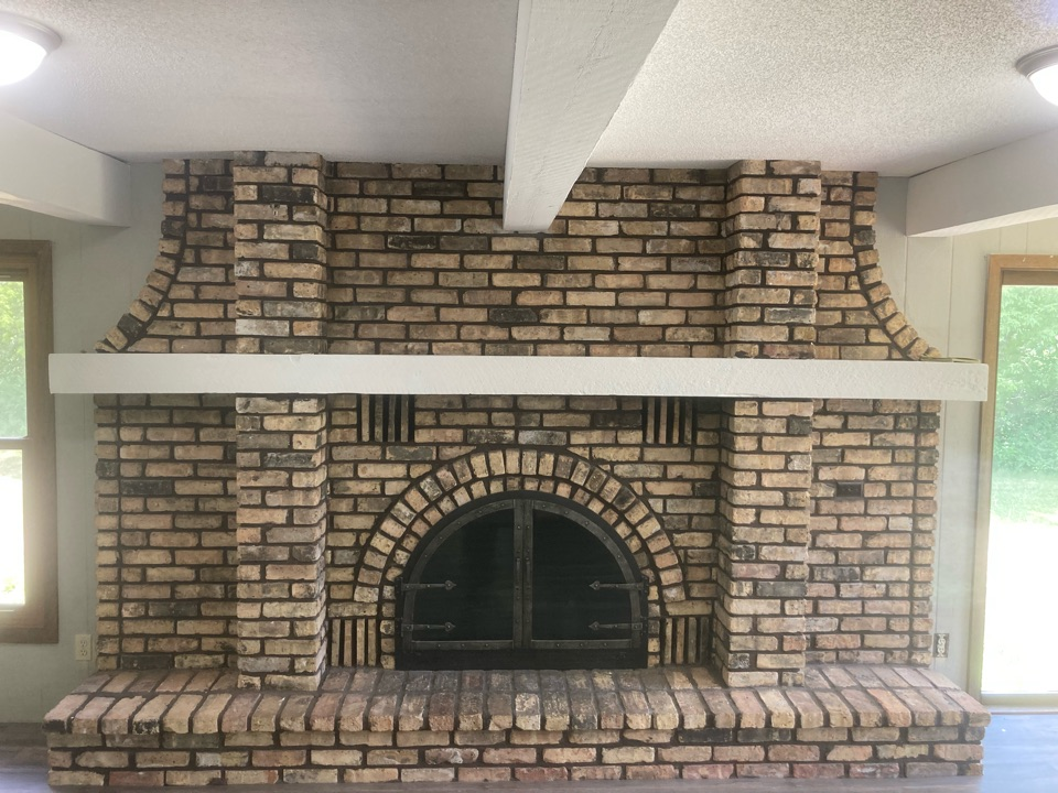 Forest Lake, MN - Chimney cleaning and smartscan flue liner inspection- proposal for repair options