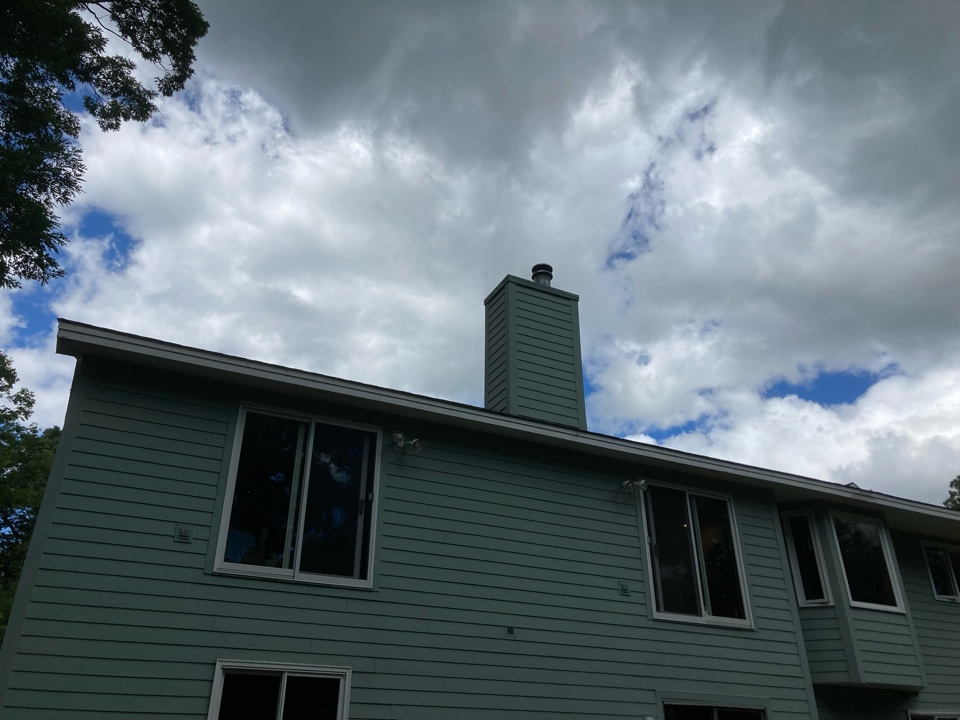 Wyoming, MN - Chimney clean and smart scan flue liner inspection