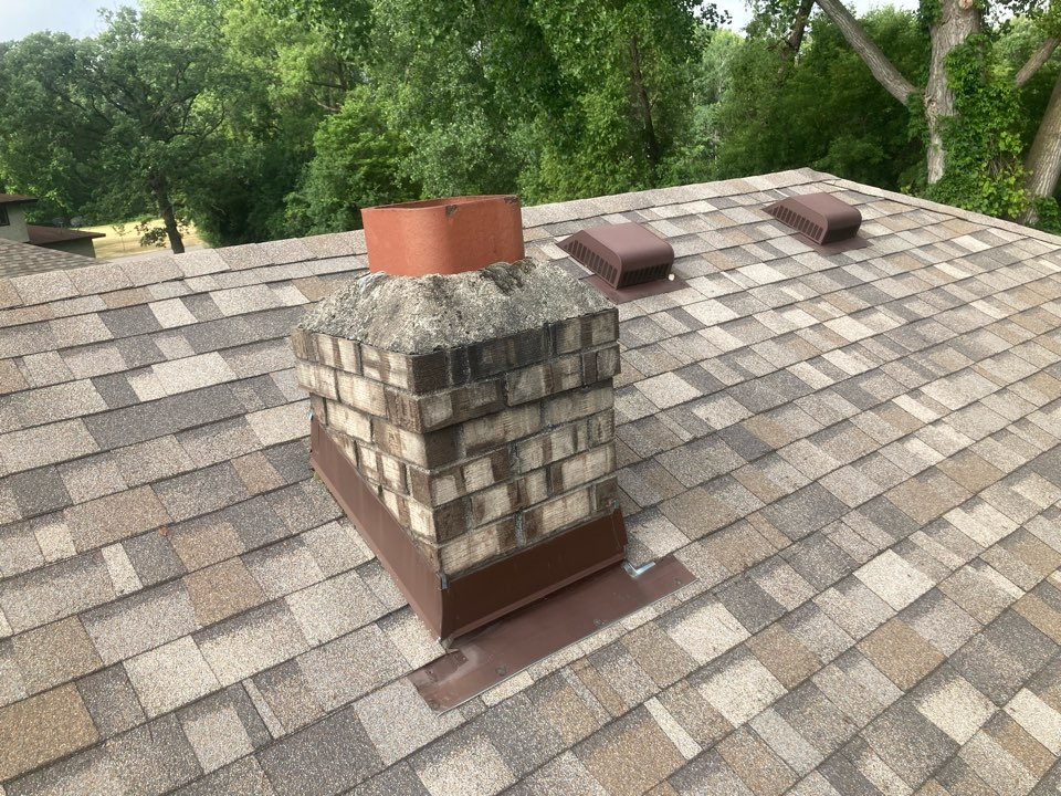 Apple Valley, MN - Chimney cleaning and smartscan flue liner inspection - proposals for repairs