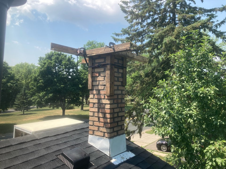 Chanhassen, MN - Roofline rebuild