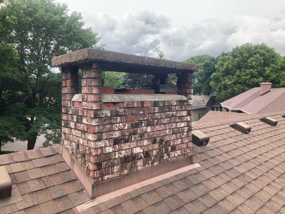 Maplewood, MN - Proposal for roofline rebuild